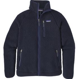 Patagonia Retro Pile Jacket Men navy blue